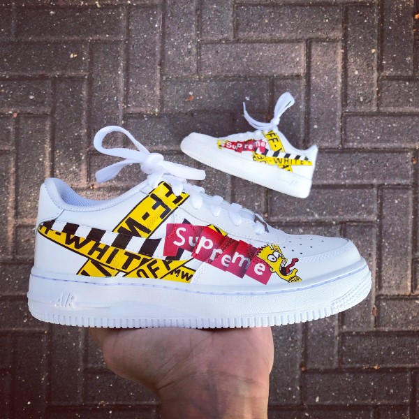 Air Force 1 OFF WHITE SUPREME
