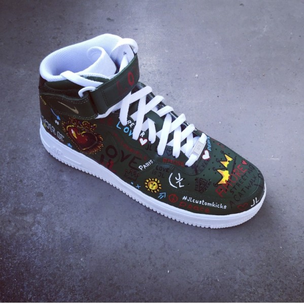 Air Force 1 JLCustom